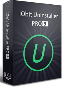 IObit Uninstaller Pro Crack with patch