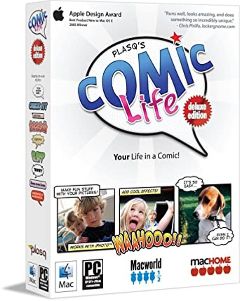 Comic Life Crack With Serial Number