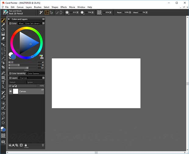 Corel Painter Crack With License Key Download