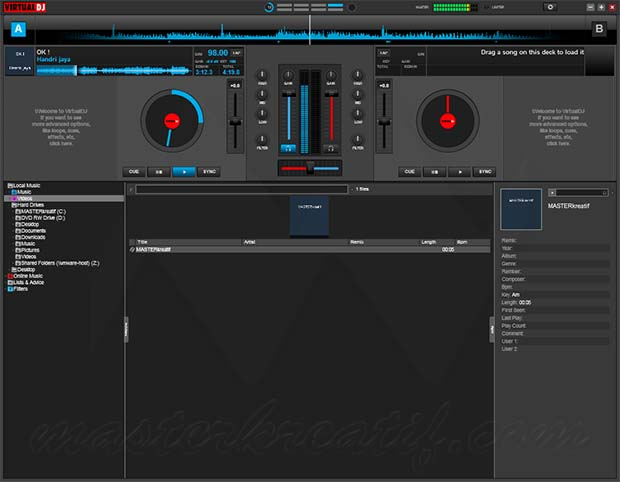 Virtual DJ Crack With Patch Download
