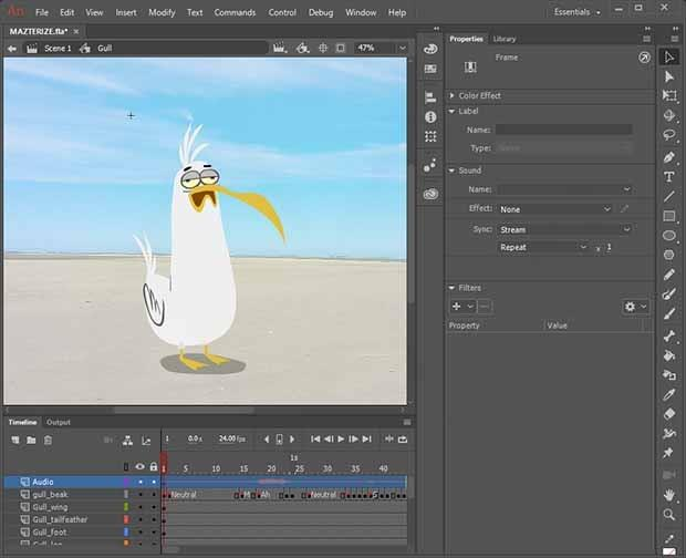 Adobe Animate Crack + Patch Free Download