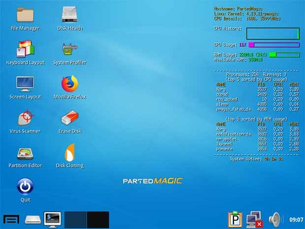 Parted Magic Boot ISO Crack + Activation key Download